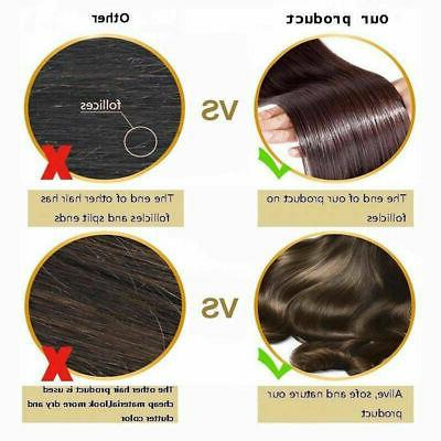 Hair As Human Hairpiece Pony Tail Chignon Ponytail