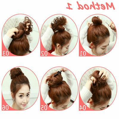 Hair As Human Hairpiece Pony Ponytail