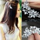 wedding bridal hairpin crystal rhinestone