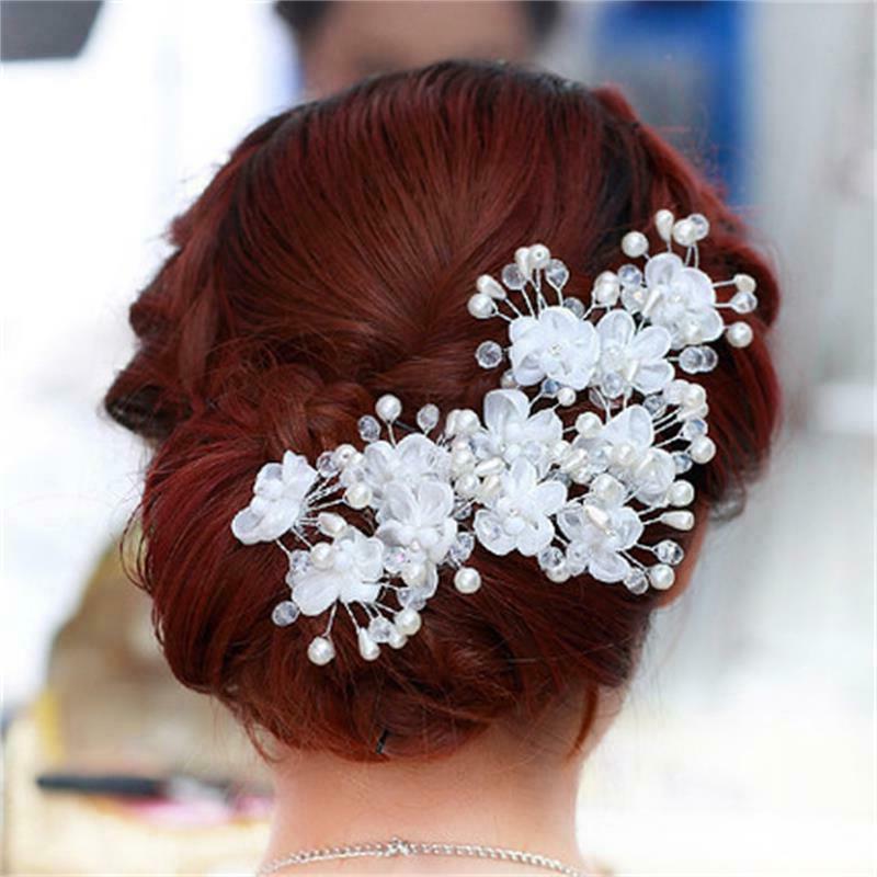 Wedding Clip Bride Head Hairpin *NEW* USA