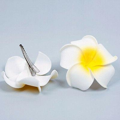 White Flower Hair Bridal Hair Witty