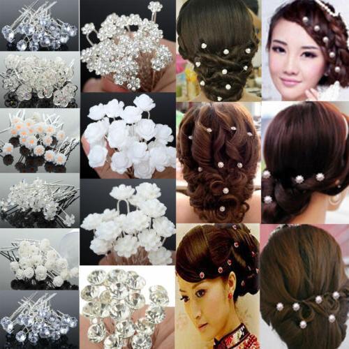 wholesale 20 40pc wedding bridal pearl flower