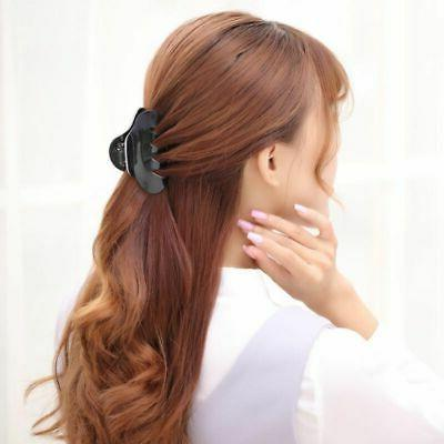 Women Jaw Barrette Clamp Hair Accessories Casual US