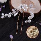 Women Girl Sale Pearl Flower Hair Clip Hairpin For Wedding B