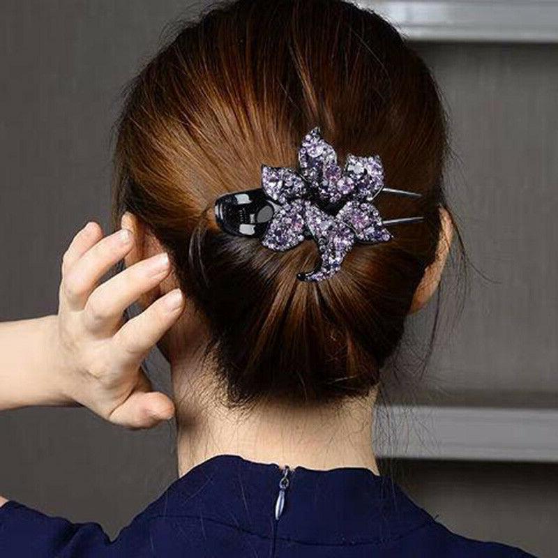 Women's Hair Slide Hairpin Pins Comb Hair Accessories