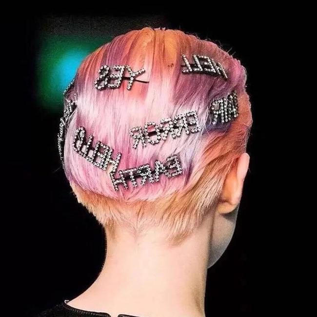 Women's Fashion Rhinestone Clip Crystal Hairpin