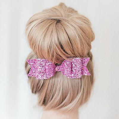 Women's Girl Sequin Big Hair HOT