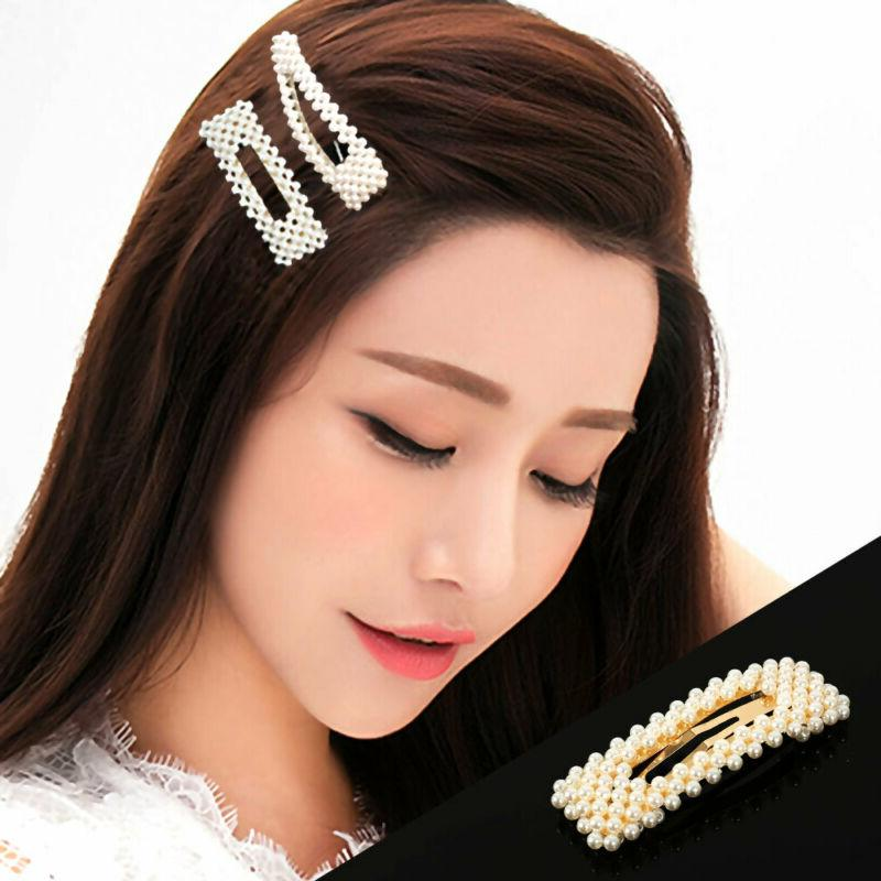 Women's Barrette Accessories