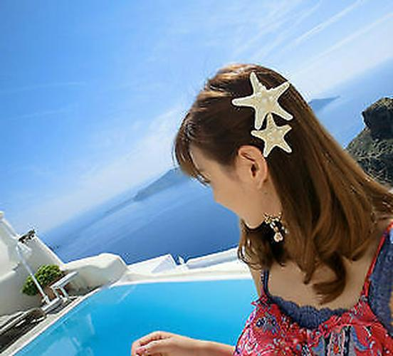Women's Starfish Beach Leisure Hair