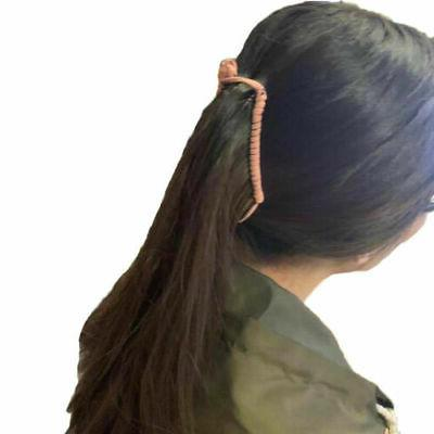 Women Hair Clip Stretchable