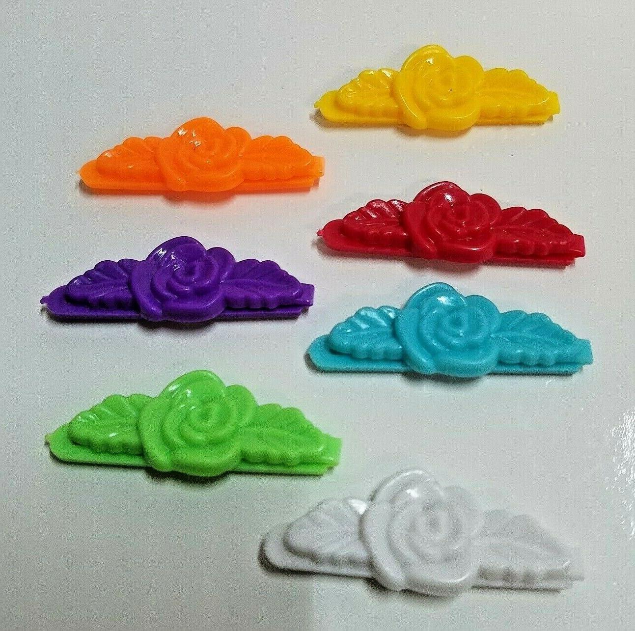 Yours Roses Toddler Snap Clip Pc