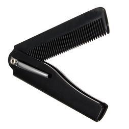 Men Women Unisex Handmade Folding Pocket Clip Hair Moustache