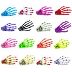 New Fashion Paw Luminous Skeleton Ghost Hand Halloween Hair