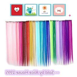 Bundle 24 Pieces of 20 Inches Multi-colors Party Highlights