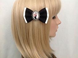 Popeye sailor man hair bow clip rockabilly pin up girl retro