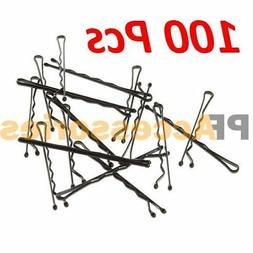 """100 Pcs Regural 2"""" inch Bobby Pins Hair Grips Clips Classic"""