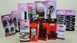 Goody & Revlon 14 Pack 84 Count Hair Clips & Claw Clips Lot