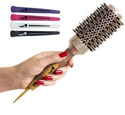 round barrel hair brush