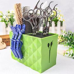 Professional Salon Scissors Holder Rack, Hairdresser Scissor