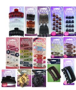 slideproof and ouchless hair accessory clips choose