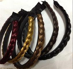 Generic South Korean imports of hair ornaments black artific