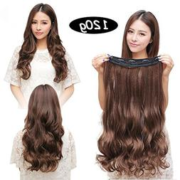 """MONOTELE Fashion Upgrated Version 120g Straight 23"""" 3/4 full"""