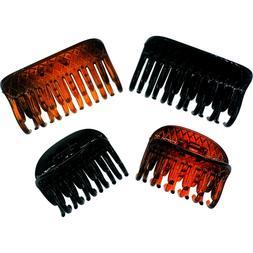 USA PLAIN CLASSIC SIMPLE ACRYLIC HAIR CLAW CLIP JAW HAIRPIN