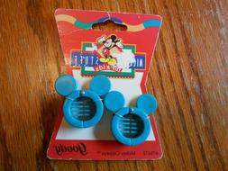 Vintage GOODY Mickey Stuff for Kids - Mickey Clippeys - NEW
