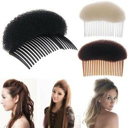 Volume Inserts Hair Clip Bump It Up Bouffant Hair Comb Bun M