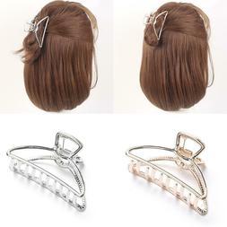 Women New Hair Accessories Metal Modern Stylish L/S Clips Ha