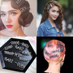 women s fashion rhinestone hair clip pin
